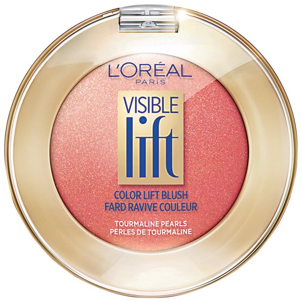 L'Oreal Paris Visible Lift Color Lift Blush, Coral Lift ...