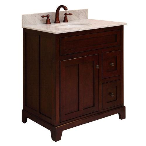 Sunny Wood  GH3021D  Vanity Cabinet  Grand Haven  Fixture  Wood  ;Grand Haven