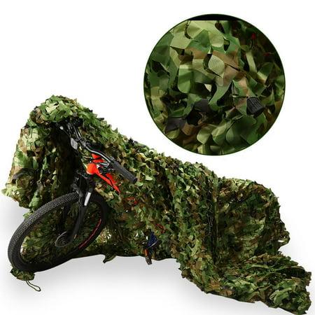 Yosoo 1.5 x 5m Army Jungle Camouflage Stealth Netting Hunting/Shooting/Fishing Shelter Hide, camo netting, hunting hide army (Army Camouflage)