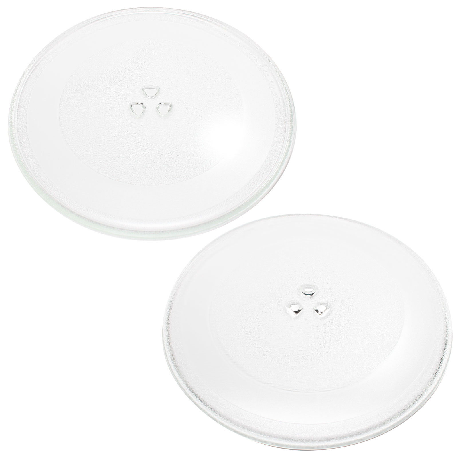 UpStart 2-Pack Replacement 1B71961 Microwave Turntable Gl...