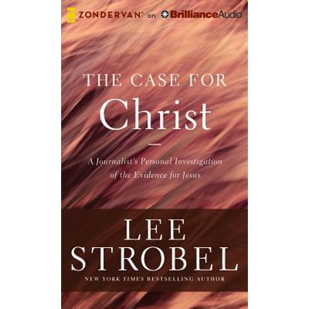 The Case for Christ (Audiobook)