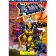 Marvel Comic Book Collection: X-Men, Volume 1 (2-Disc) (Full Frame) by DISNEY/BUENA VISTA HOME VIDEO