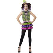 alice in wonderland mad hatter girls teen halloween costume image - Girls Teen Halloween Costumes