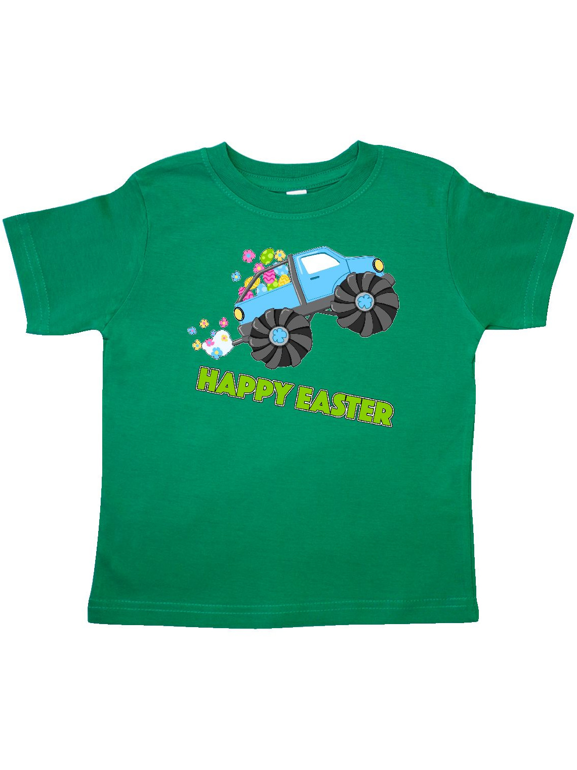 Happy Easter monster truck Toddler T-Shirt