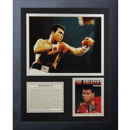 Legends Never Die Muhammad Ali Framed Photo Collage, 11\