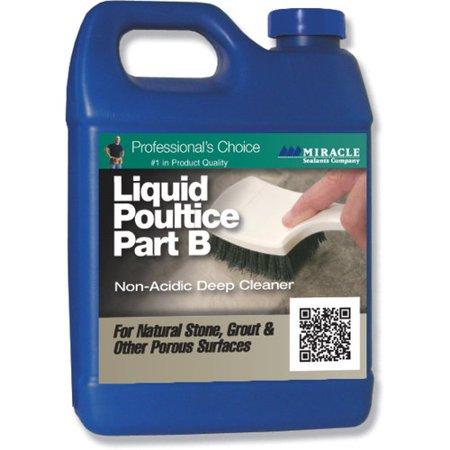 Miracle Sealants LIQ QT A&B SG Liquid Poultice - (Best Humbuckers For Sg)