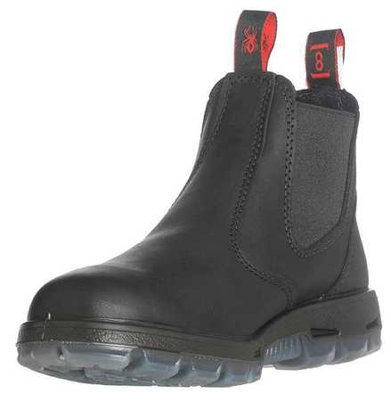 Redback Boots Size 15 Steel Toe Work Boots, Unisex, Black, EE ...