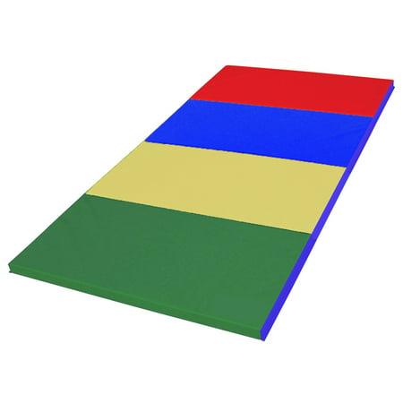 Rainbow 4 X8 X2 Quot Gymnastics Gym Folding Exercise Aerobics