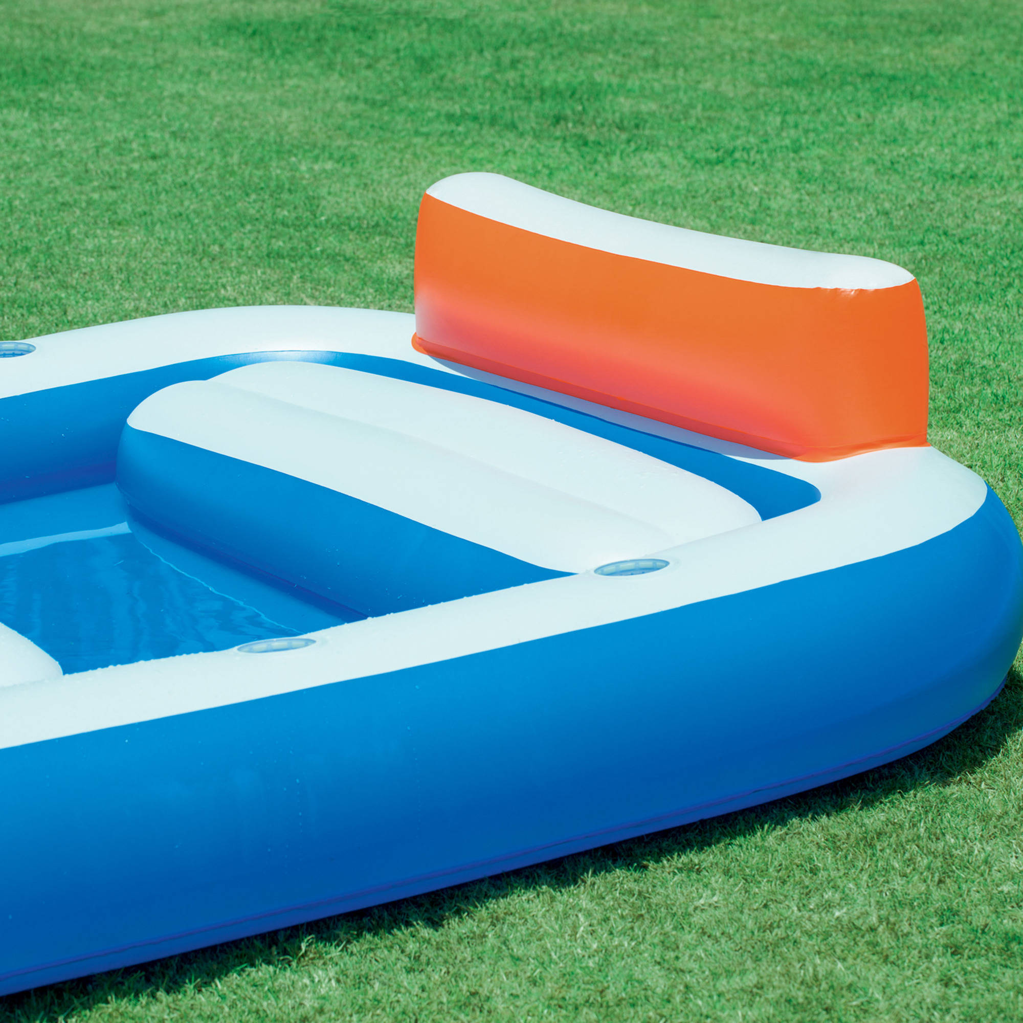 dual pool family inflatable pool walmartcom