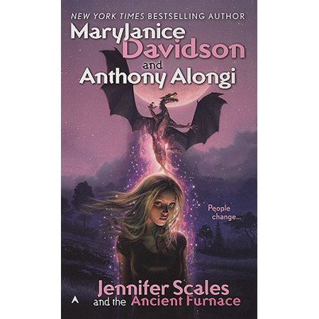Jennifer Scales and the Ancient Furnace - eBook