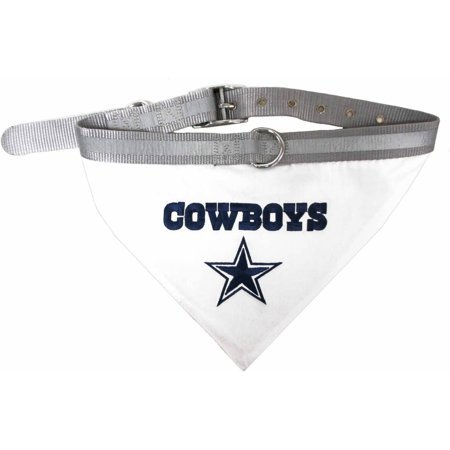 Pets First NFL Dallas Cowboys Pet Bandana - Cowboy Bandanas