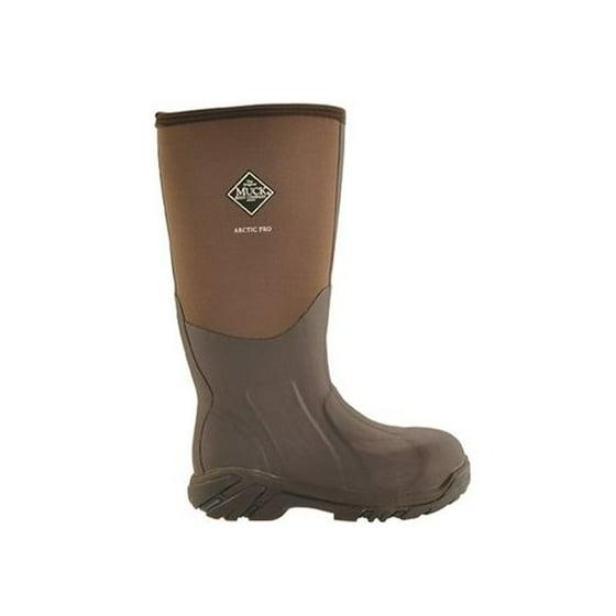1085196cd52 Muck ACP-STL Men's Arctic Pro Steel Toe Insulated Work Boots Brown