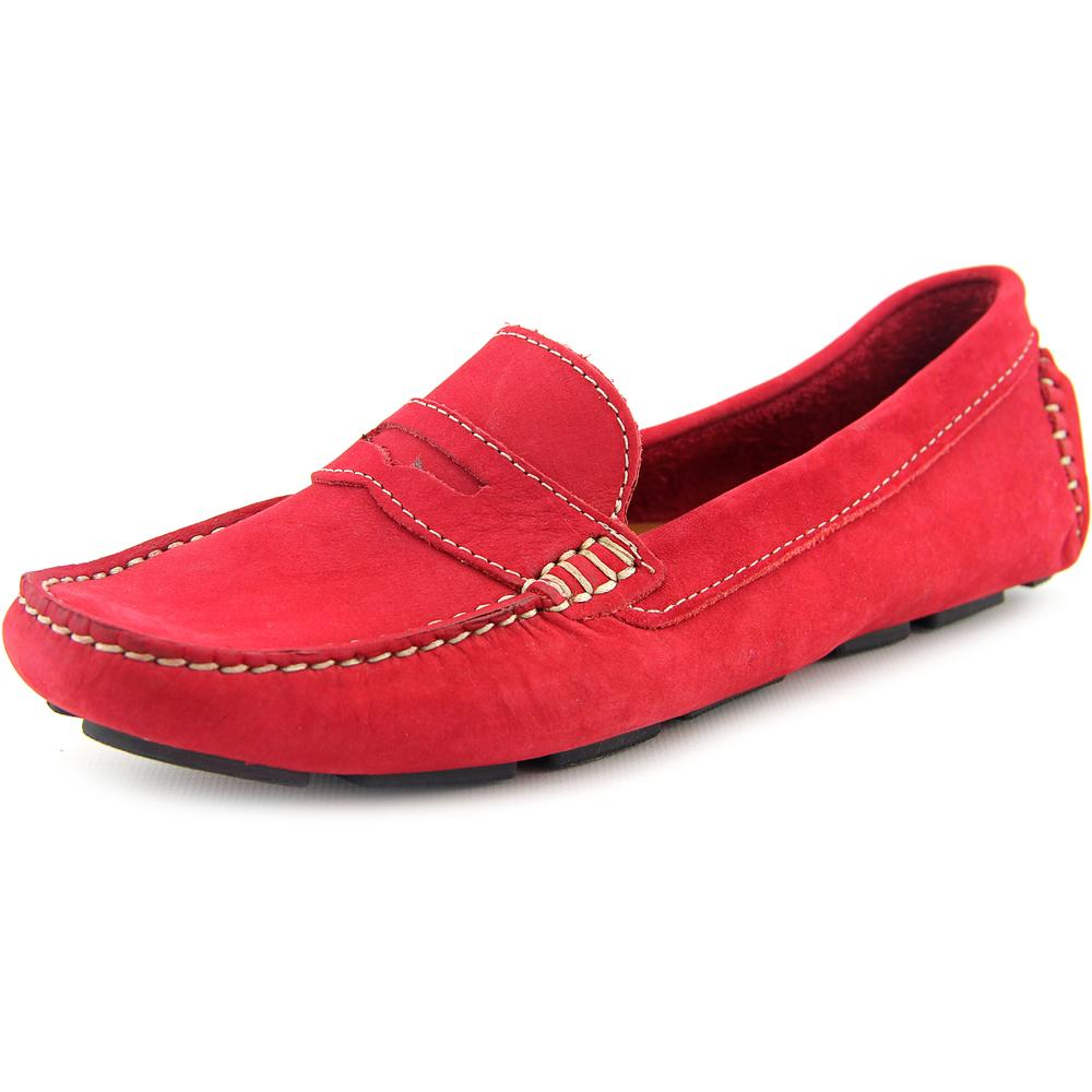 Mercanti Fiorentini Penny Keeper Women  Moc Toe Leather  Loafer