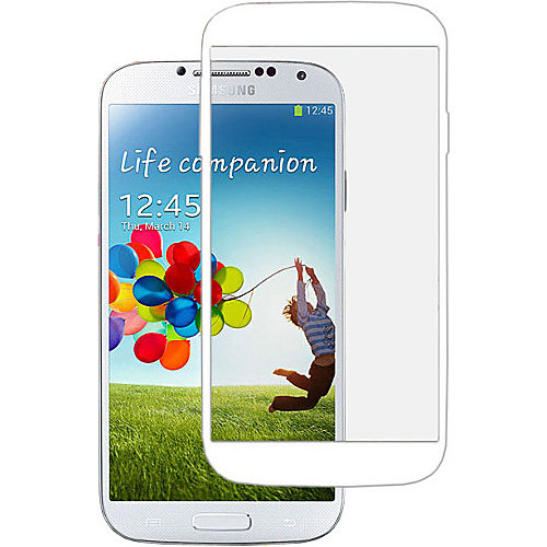 Samsung Galaxy S4: EZ-ON rooCASE Phone Cases White