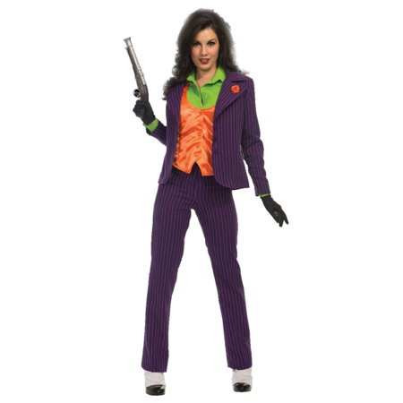 DC Comics Batman Female Joker Adult - Batman Costume Female