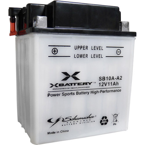 Schumacher Electric 12V 140CCA Battery