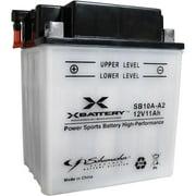 Schumacher Electric 12V 140CCA Battery