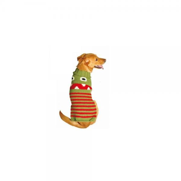 Chilly Dog Little Monster Dog Sweater X Large Walmart Com