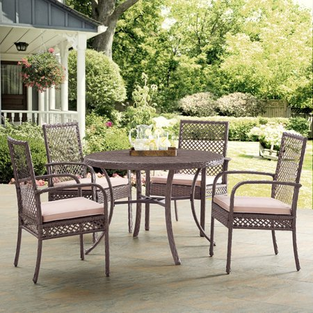 Crosley Furniture Tribeca Dining Set In Driftwood With