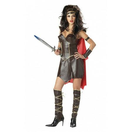 Warrior Queen Adult Costume - Medium