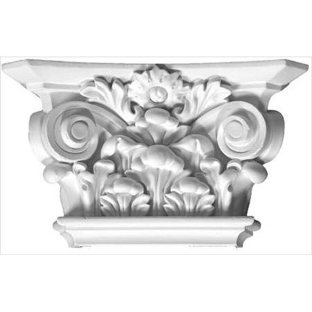 American Pro Decor 5Apd10256 10 5 X 6 12 In  Decorative Capital For Pilaster