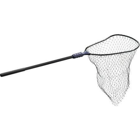 Adventure ego landing net float large for Fishing net walmart
