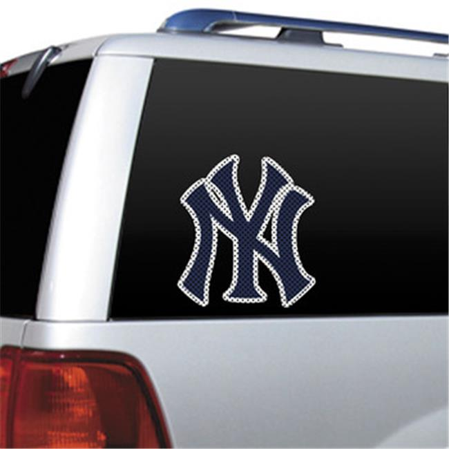 Fremont Die 66210 New York Yankees - Diecut Window Film