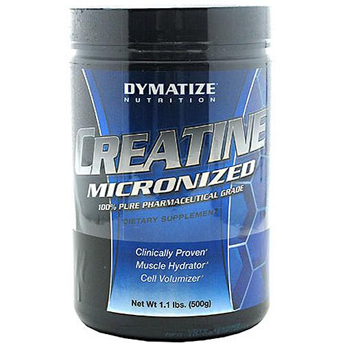 Dymatize Micronized Creatine, 500 g