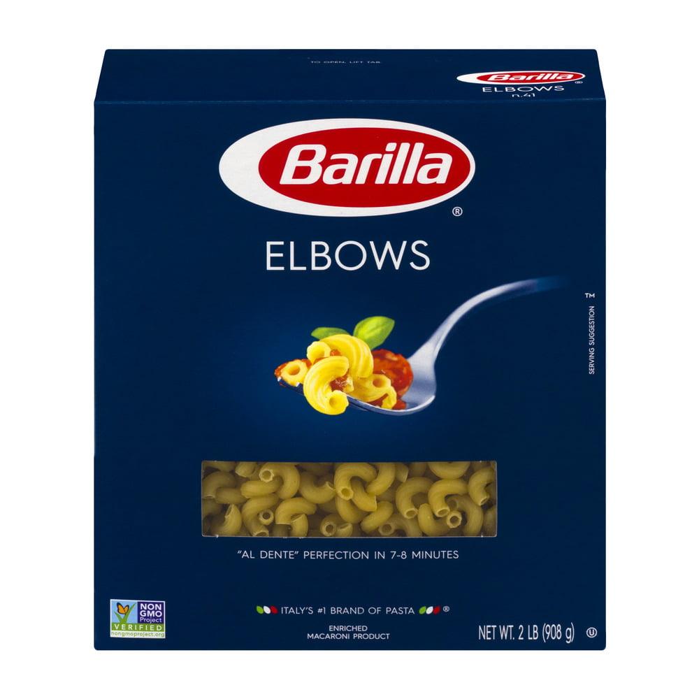 Barilla Elbows Pasta, 2 lb by Barilla America