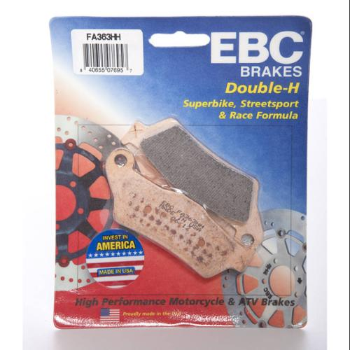 EBC Double-H Sintered Brake Pads Rear Fits 00-05 BMW R1150RT ABS