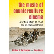 The Music of Counterculture Cinema - eBook
