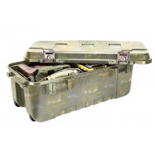 Plano Molding Sportsman Trunk, OD Green