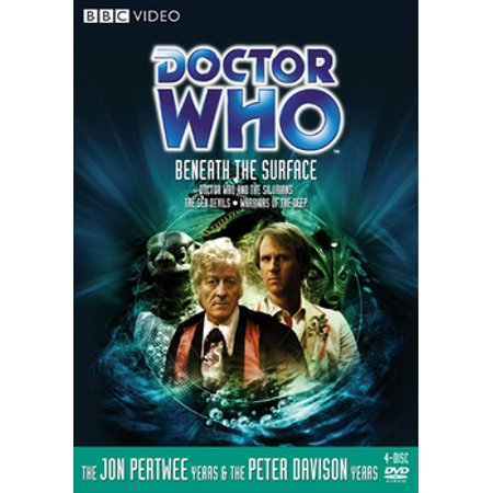 Dr. Who: Beneath The Surface (DVD) - Dr Who Fez
