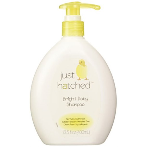 just hatched bright baby shampoo, loveable yummy fragrance ...