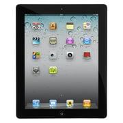 "Refurbished Apple iPad 2 16GB 9.7"" Touchscreen Wi-Fi Tablet - Black - MC769LLA"
