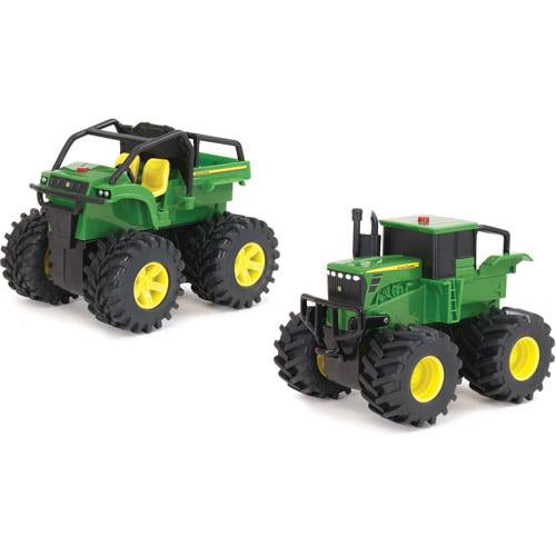 John Deere Farm Construction Monster Treads Vehicle by TOMY