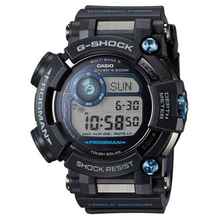CASIO G-SHOCK Master of G FROGMAN MULTI BAND 6 GWF-D1000B-1 MENS PROFESSIONAL DIVING