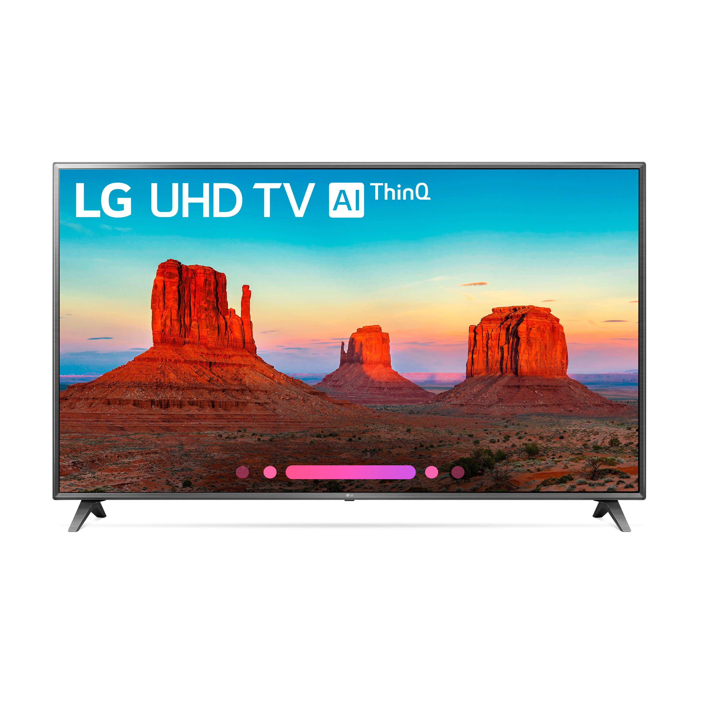 "LG 86"" Class 4K (2160) HDR Smart LED UHD TV w/AI ThinQ - 86UK6570PUB"