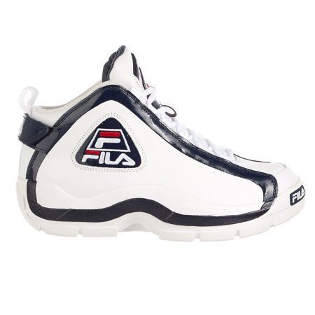 Fila 96 2019 Grand Hill Sneakers - White/Navy/Red - Mens -