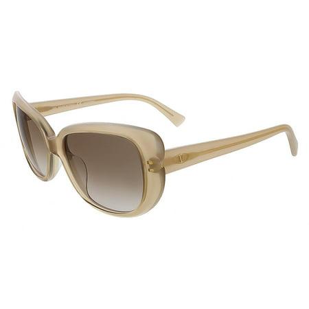 Valentino-V644S-264-Beige-Rectangular-Valentino-Sunglasses