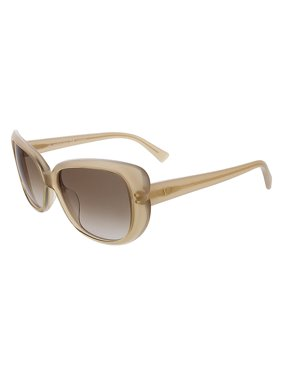 81fbae247e Product Image V644S 264 Beige Rectangular Valentino Sunglasses
