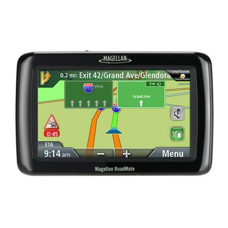 magellan roadmate 2036 4.3-inch portable gps navigator