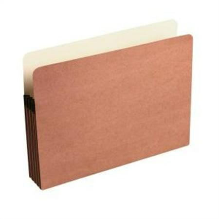 Wilson Jones Recycled File Pocket, 3-1/2