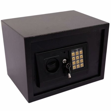 Digital Safe Box - Fire proof safe deposit box,Fireproof Box, Safe, Safes, Safe Box, Safes And Lock Boxes, Money Box, Fire Proof Safety Boxes for Home/Office, Digital Safe Box