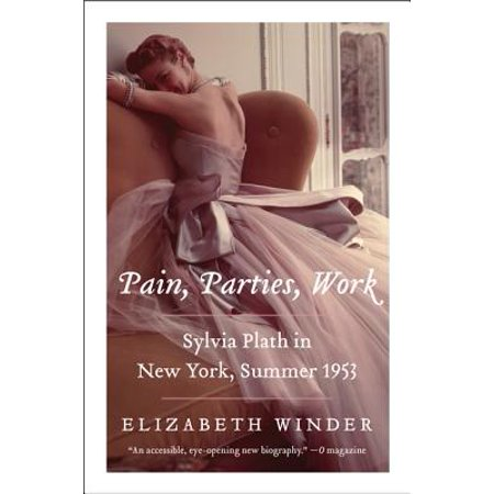 Pain, Parties, Work : Sylvia Plath in New York, Summer