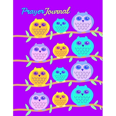 Prayer Journal; Christian Journal for Kids Prayer and Reflection/Devotional: 100 8.5 X 11 Pages for Daily Prayer Journaling; Christian Gifts for Teens/Girls/Boys (Paperback)
