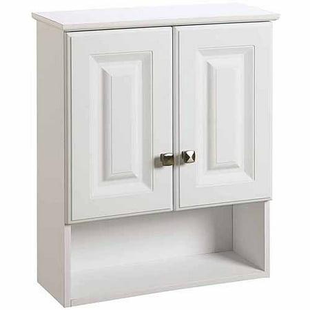 Design House 531715 Wyndham White Semi-Gloss Bathroom Wall ...