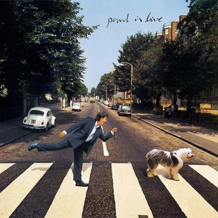 Paul Is Live (CD) (Paul Mccartney Itunes Live From Capitol Studios)