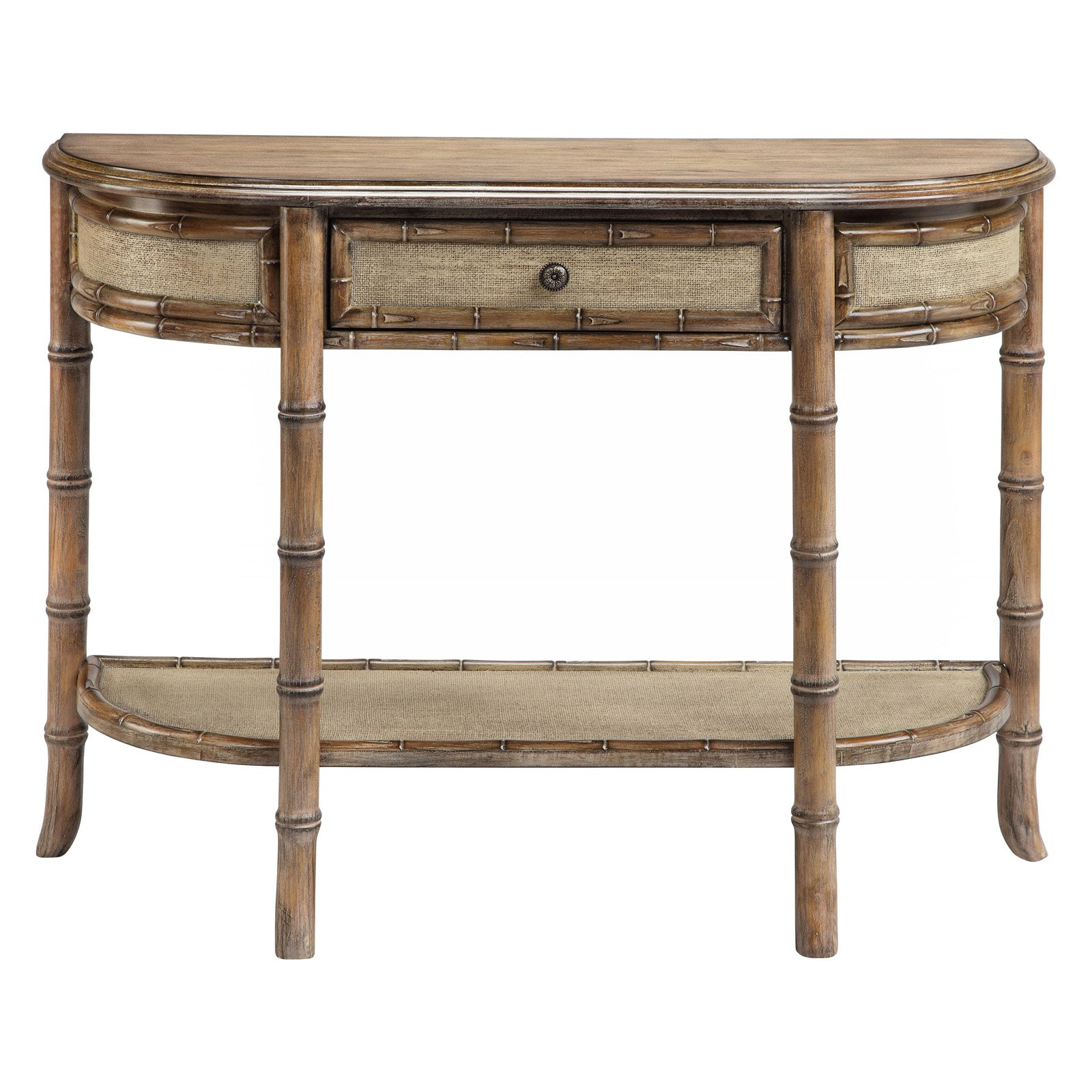 Stein World Panama Jack Sandpiper Console Table with Drawer
