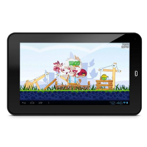 "Refurbished Ematic 7"" Google Android 4.0 Eglide 4 HD Responsive Touch 4GB WiFi Black Tablet"